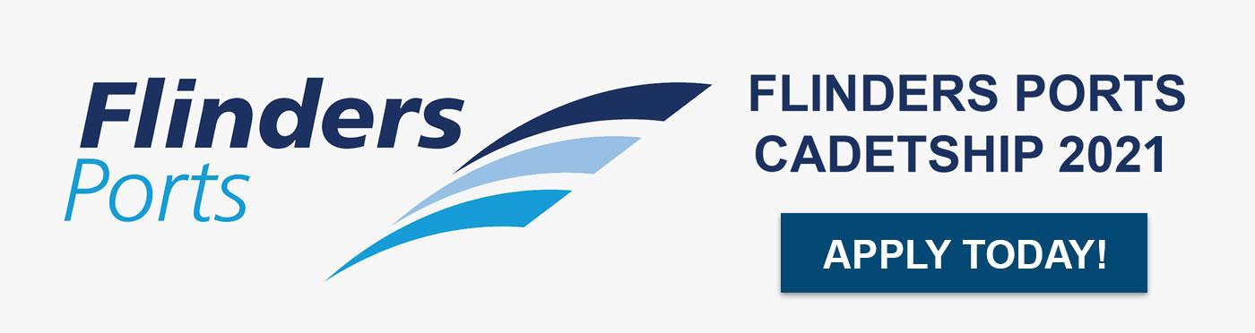 FlindersPorts-cadetship-2021